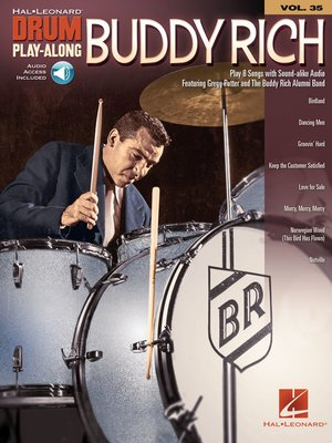 cover image of Buddy Rich Songbook