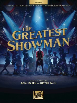 cover image of The Greatest Showman Songbook