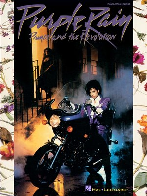 cover image of Prince--Purple Rain (Songbook)