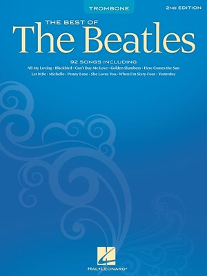 cover image of Best of the Beatles Songbook