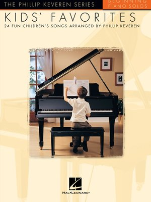 cover image of Kids' Favorites Songbook