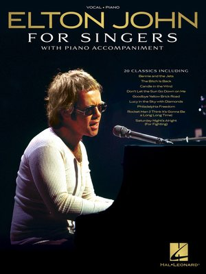 cover image of Elton John for Singers
