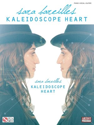 cover image of Sara Bareilles--Kaleidoscope Heart (Songbook)