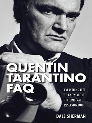 cover image of Quentin Tarantino FAQ