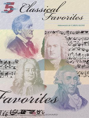cover image of Classical Favorites (Songbook)