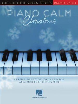 cover image of Piano Calm Christmas