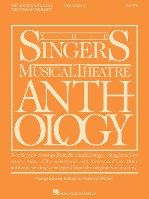 cover image of Singer's Musical Theatre Anthology Duets Volume 3