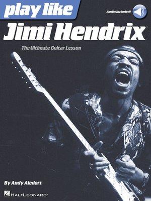 cover image of Play like Jimi Hendrix