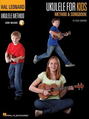cover image of Ukulele for Kids Method & Songbook