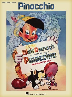 cover image of Pinocchio Songbook