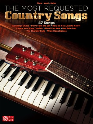 cover image of The Most Requested Country Songs Songbook