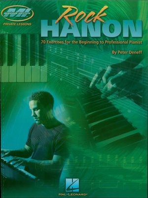 cover image of Rock Hanon (Music Instruction)