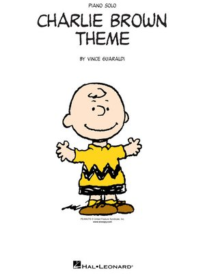 cover image of Charlie Brown Theme Sheet Music