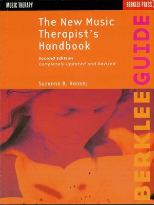 cover image of The New Music Therapist's Handbook