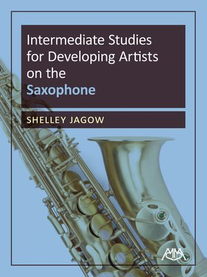 cover image of Intermediate Studies for Developing Artists on Saxophone