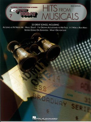 cover image of Hits from Musicals  (Songbook)