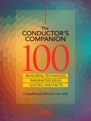 cover image of The Conductor's Companion