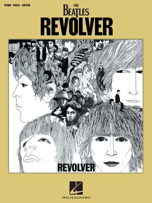 cover image of The Beatles--Revolver Songbook