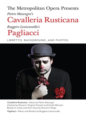 cover image of The Metropolitan Opera Presents