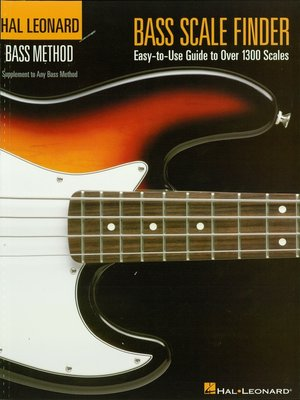 cover image of Bass Scale Finder (Music Instruction)