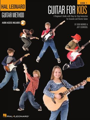 cover image of Guitar for Kids