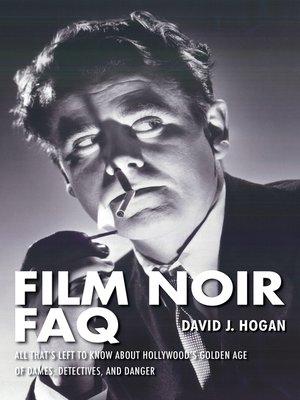 cover image of Film Noir FAQ