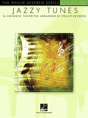 cover image of Jazzy Tunes (Songbook)