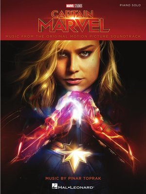 cover image of Captain Marvel Songbook