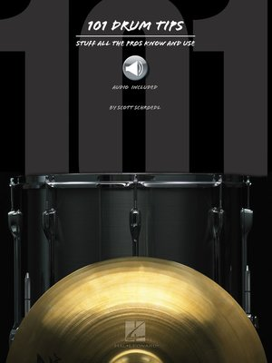 cover image of 101 Drum Tips