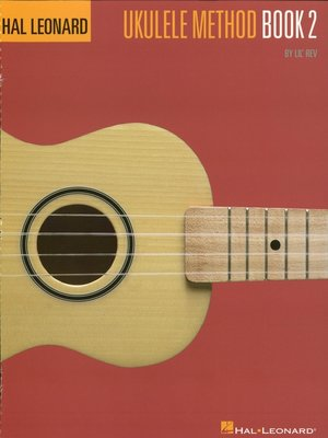 cover image of Hal Leonard Ukulele Method Book 2 (Music Instruction)