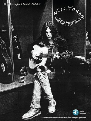 cover image of Neil Young Greatest Hits Songbook
