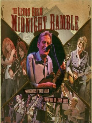 cover image of The Levon Helm Midnight Ramble