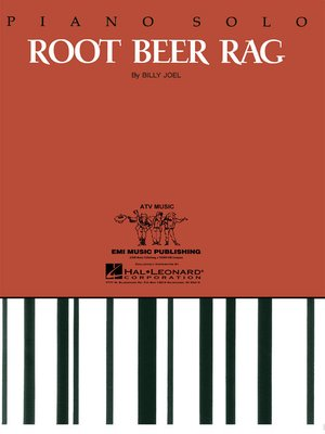 cover image of Root Beer Rag (Sheet Music)