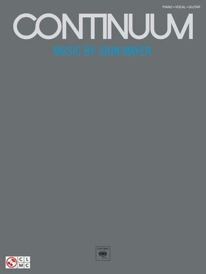 cover image of Continuum (Songbook)