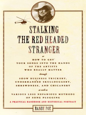 cover image of Stalking the Red Headed Stranger
