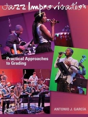 cover image of Jazz Improvisation