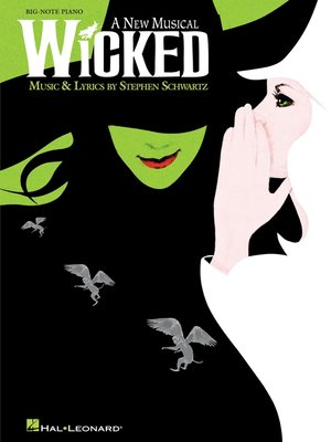 cover image of Wicked (Songbook)