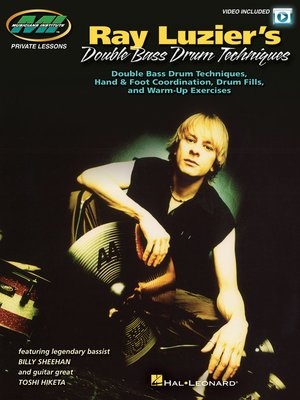 cover image of Ray Luzier's Double Bass Drum Techniques
