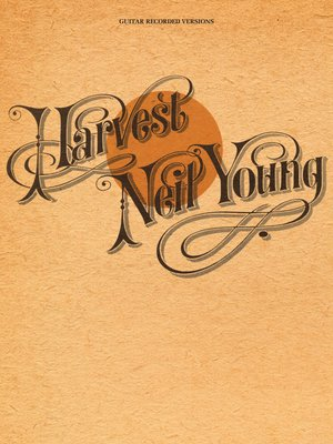cover image of Neil Young--Harvest (Songbook)