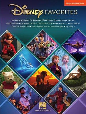 cover image of Disney Favorites
