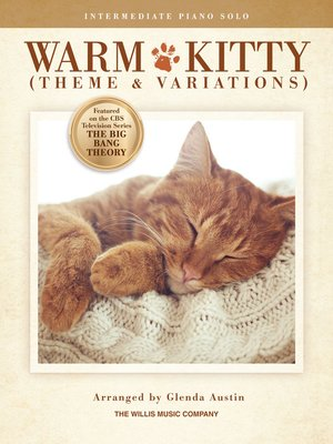 cover image of Warm Kitty (Theme and Variations)