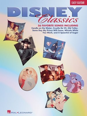 cover image of Disney Classics (Songbook)