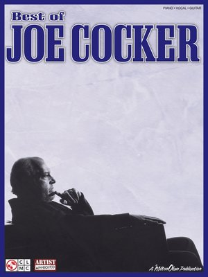 cover image of Best of Joe Cocker (Songbook)