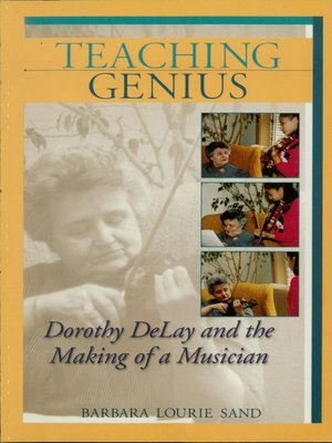 cover image of Teaching Genius