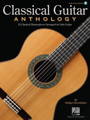 cover image of Classical Guitar Anthology