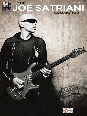 cover image of The Joe Satriani Collection (Songbook)