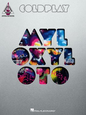 cover image of Coldplay--Mylo Xyloto (Songbook)