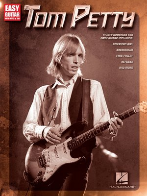cover image of Tom Petty (Songbook)