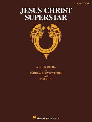 cover image of Jesus Christ Superstar (Songbook)