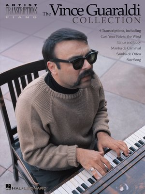 cover image of The Vince Guaraldi Collection (Songbook)